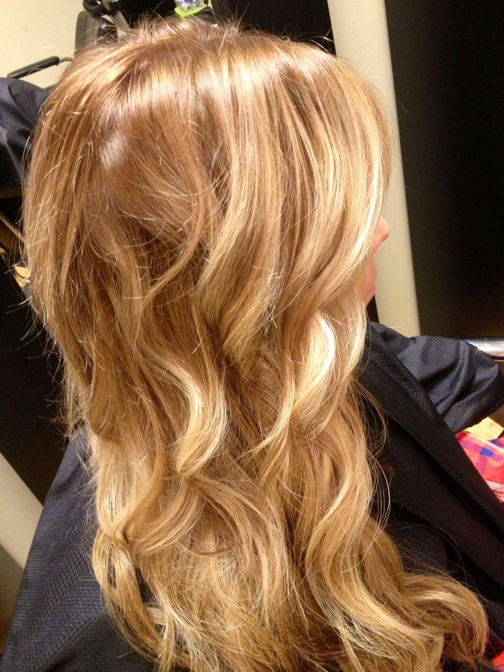 Warm Blonde Look Book Pinterest Of Warm Honey Blonde Hair