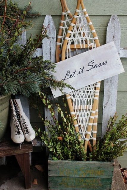 Decorating, Manyl Christmas Porch Decor: Christmas Porch Decor Ideas Featuring Elegance