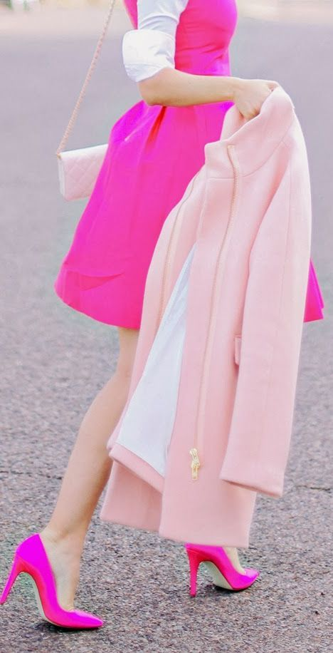 Classically Pink by A Little Dash Of Darling