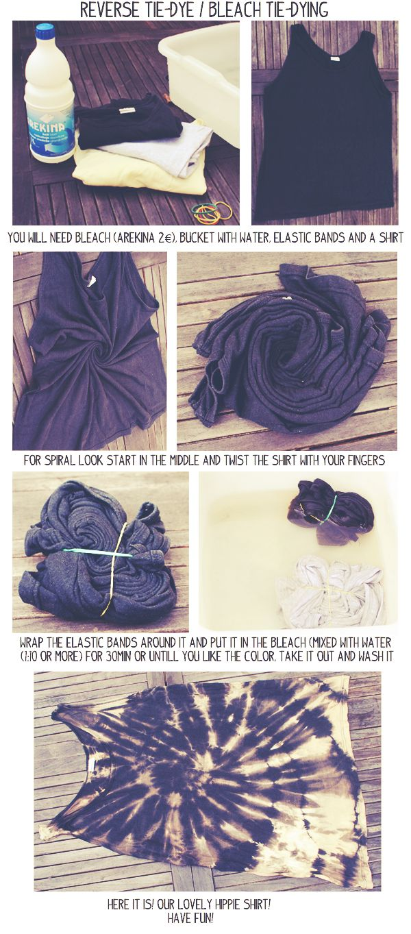 HOW TO: MAKE OLD T-SHIRT COOL AGAIN | Chickita | boardsport magazine