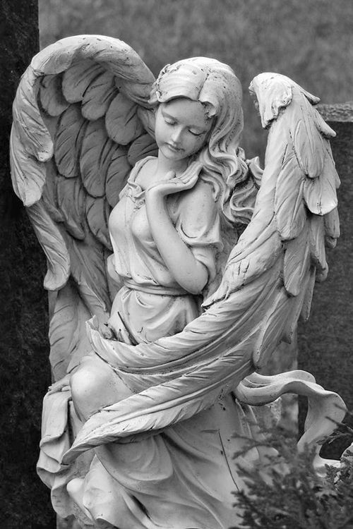 art, I saw the angel in the marble and carved until I set him free. Michelangelo