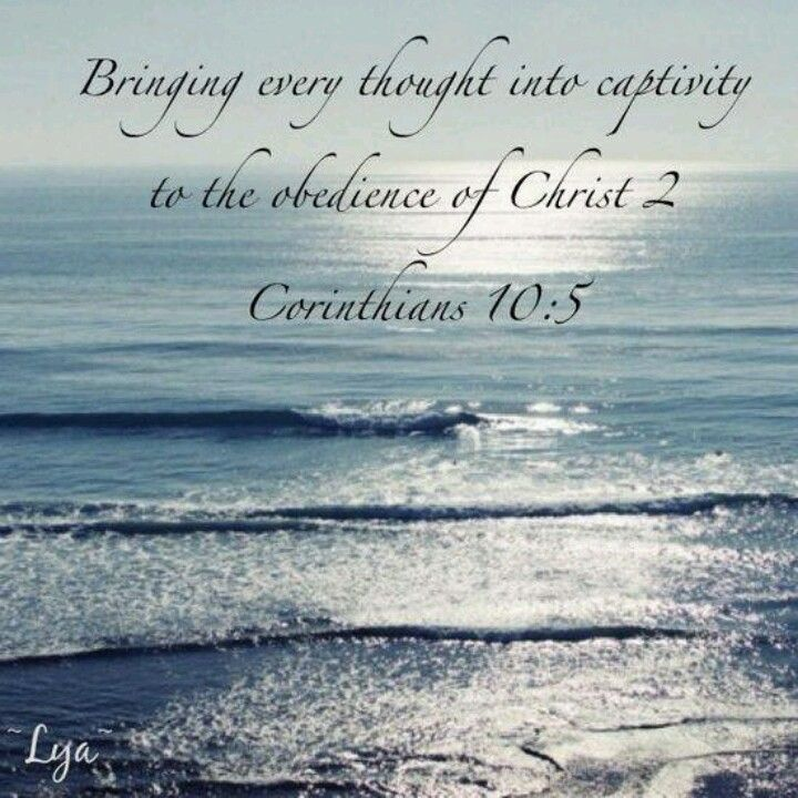 Corinthians 10:5 Follow us at http://gplus.to/iBibleverses