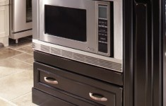 Most Beautiful Kitchen Microwave Cabinet That Will Blow Your Mind With Their Design