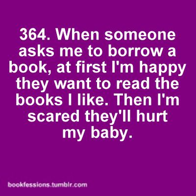 Taking Care Of Borrowed Books (2/2)