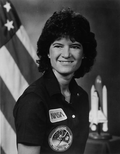 Sally Ride. #ParksandRec