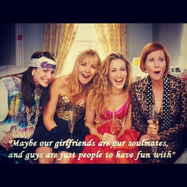 SnapWidget | To all the single ladies.... Happy valentines day! BFF #quotes #sexandthecity