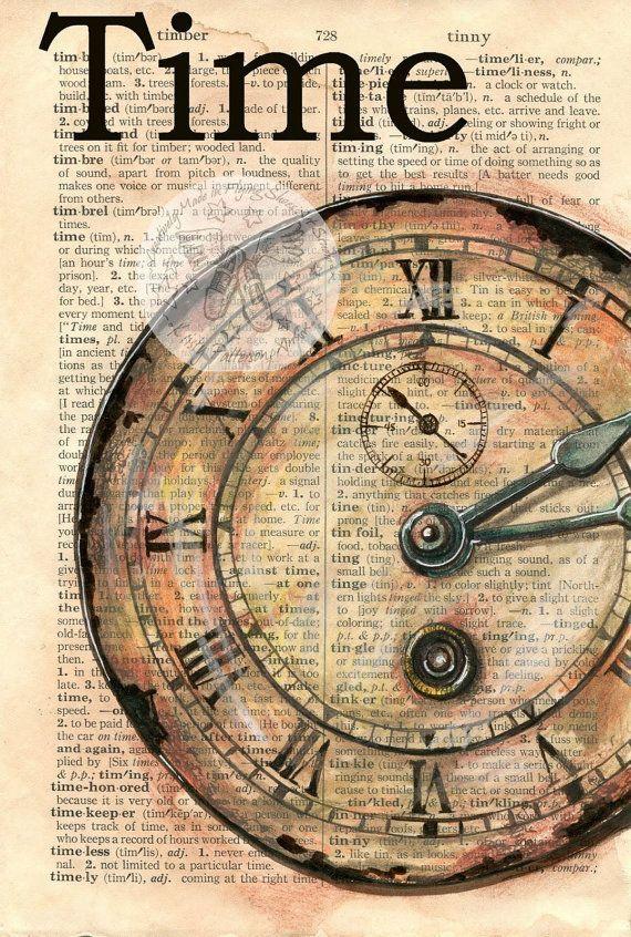 PRINT:  Clock Face