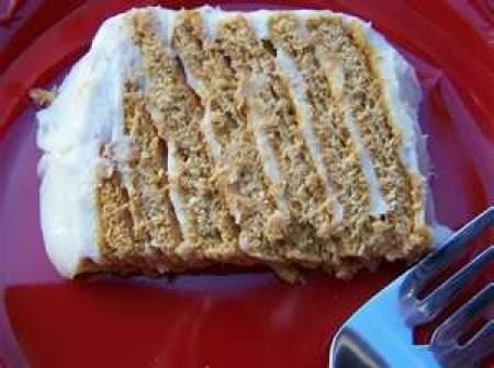 Graham Cracker Cake :-)