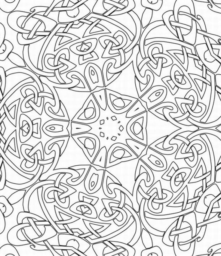 Detailed Sunflower Coloring Pages. detailed coloring pages for ...
