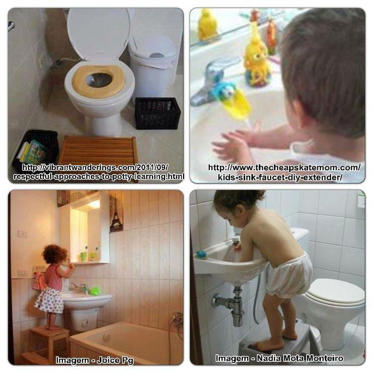 Banheiro montessoriano