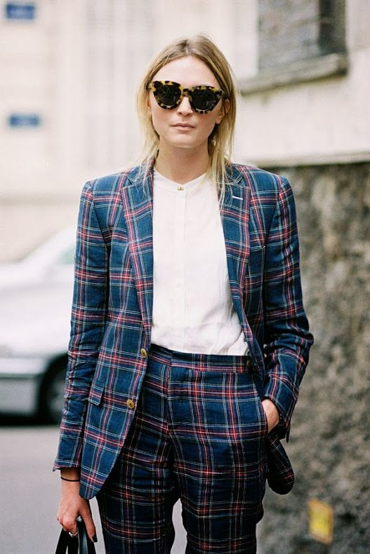 plaid suit | It List