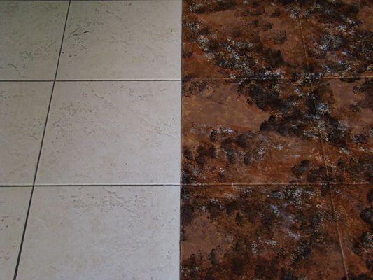 tile floors staining ceramic tile floors