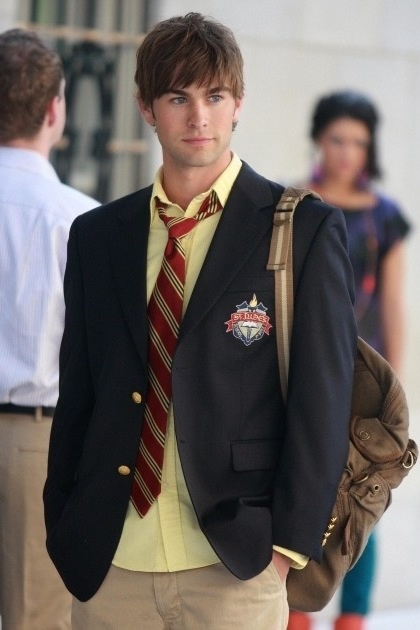 Chace Crawford as Nate Archibald...the biggest reason why I watch Gossip Girl