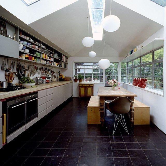 Hamilton Park Villa Kitchen Threefold Architects