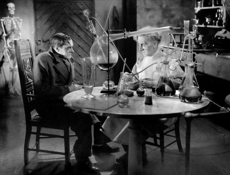 1935 Bride of Frankenstein