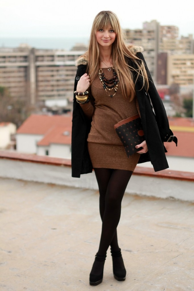 This black & brown, so gorgeous.