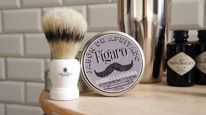 Jabón de afeitado para gentleman, hecho por Olivia Soaps. <3  www.oliviasoaps.com [ #oliviasoaps #soaps #jabon #olivia ]