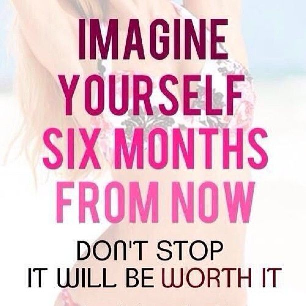 Fitness inspiration and motivation. It'll be worth it!!!