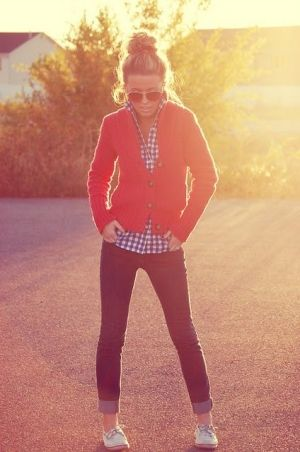 Fall Fashion | Sun Burst | Love