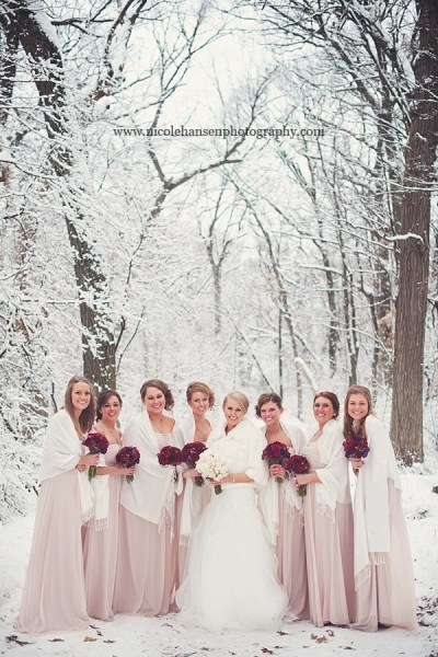 Beautiful Winter Wedding!!   Photo Ideas!   Pinterest