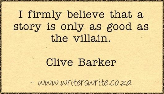 Quotable - Clive Barker - Writers Write Creative Blog
