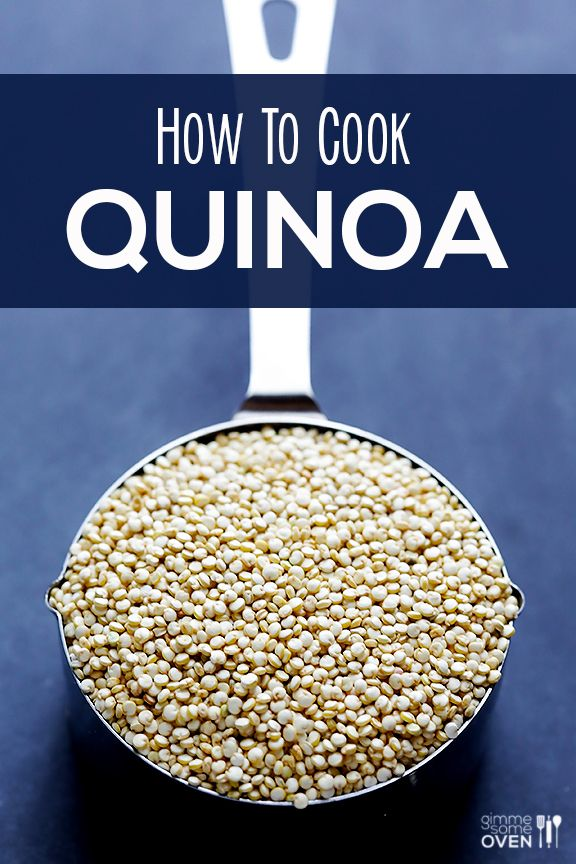 How To Cook Quinoa (Pronounced keen-wah)  easy step by step direcyions with photos