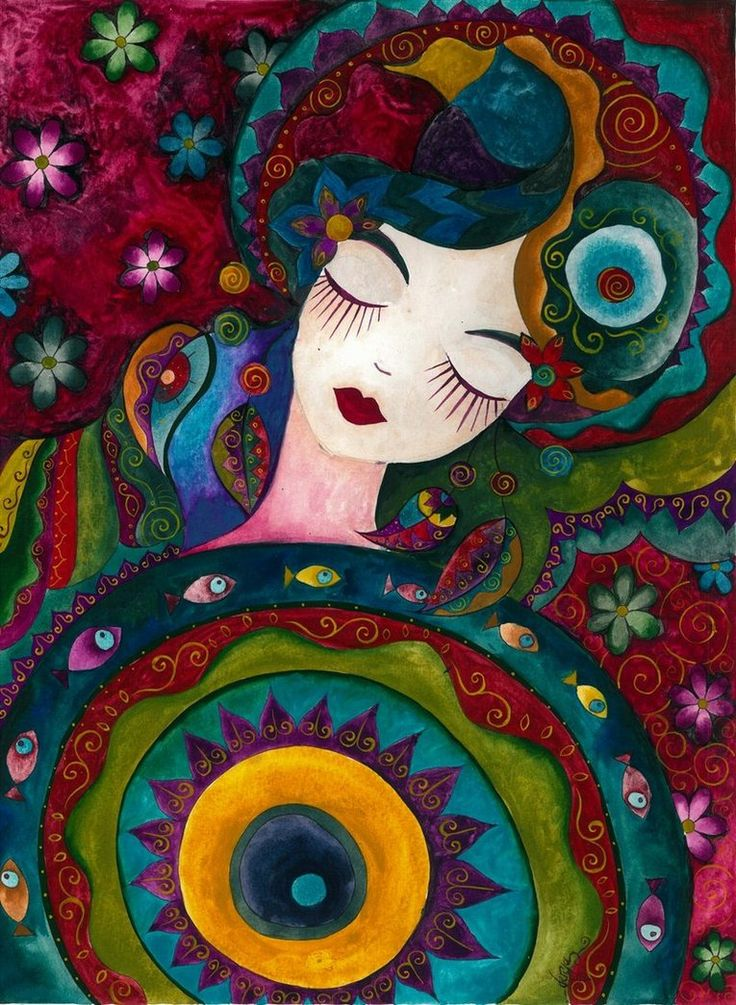 Uykuda by Derya Dinay