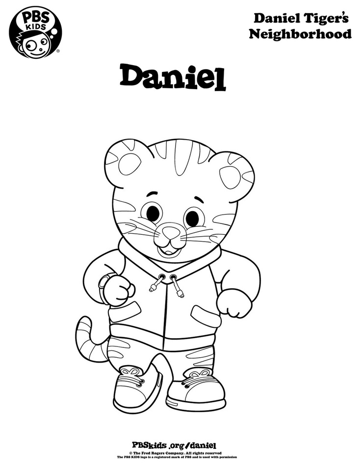 baby smurf coloring pages daniel tiger coloring page coloring