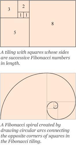 Fibonacci Blocks and Fibonacci Spiral  http://www.banskt.com/blog/golden-ratio-in-logo-designs/
