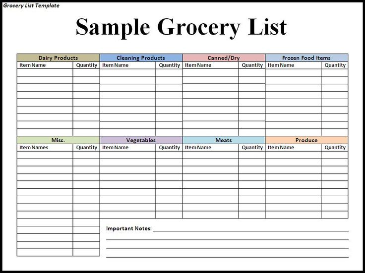 grocery list template search results new calendar template site