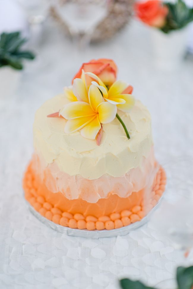 orange and yellow cake | Fab You Bliss