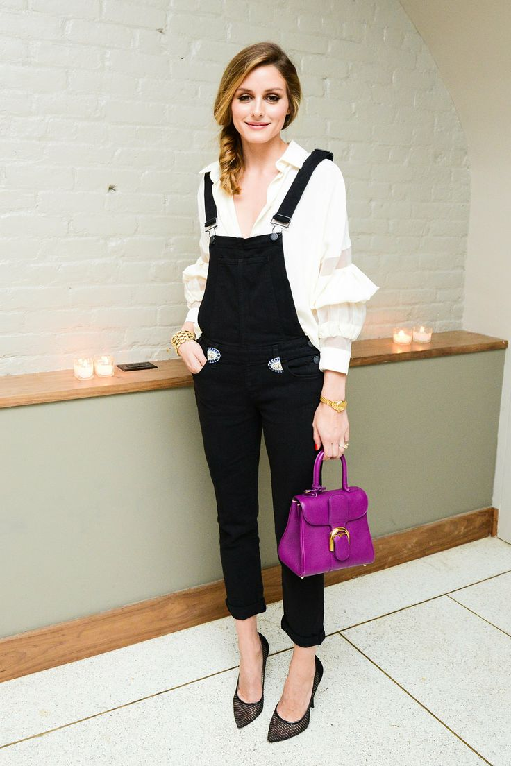 Olivia Palermo at her Westward Leaning collaboration launch.