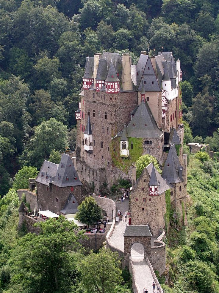 Image result for Eltz Castle in Germany