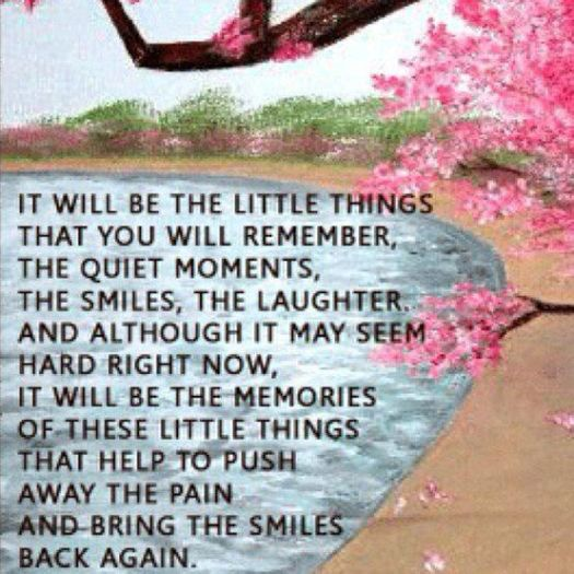 little things in life quote | Inspirational Quotes | Pinterest