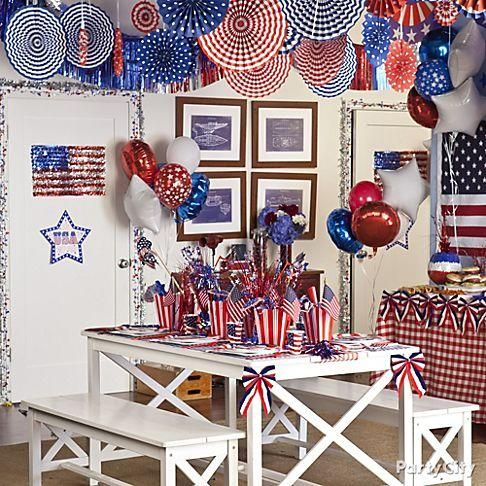 fourth of july decorations | 4th of July Home Decoration Ideas – Simple Steps to Decorate Your ...