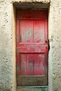 Image result for old red door