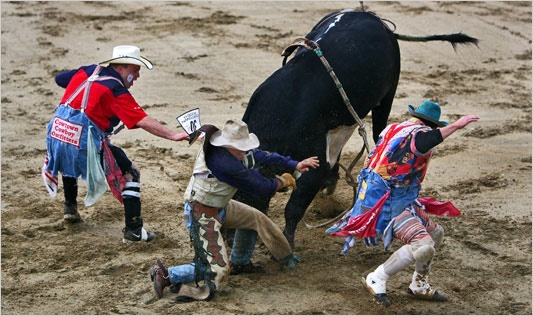 Image result for pics the rodeo clowns