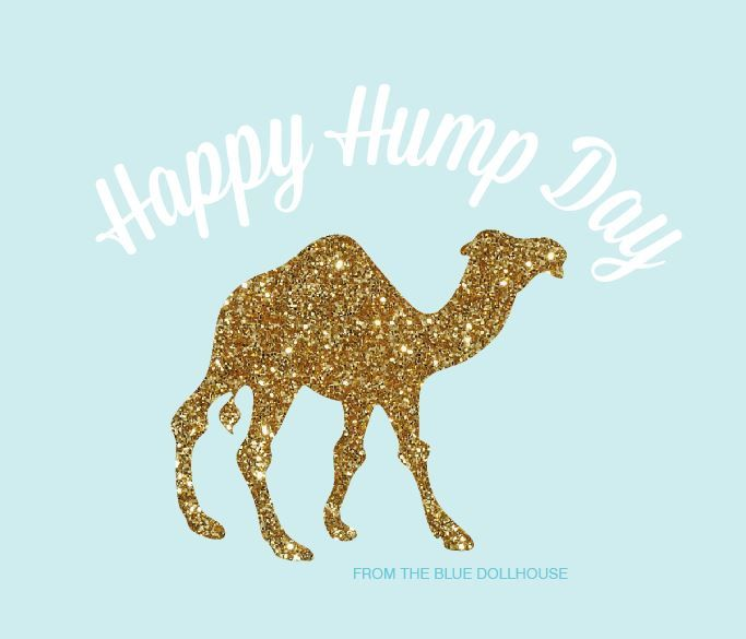 Happy Hump Day friends, Wednesday makes me happy!!>>>> Whoop Whoop!! << pinning cuz idk why