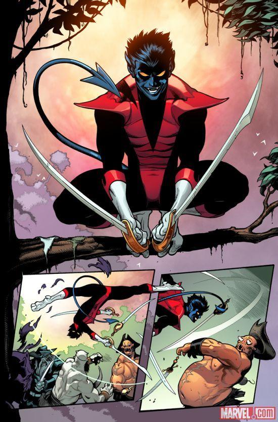 Amazing X-Men #1~ Beautiful artwork.