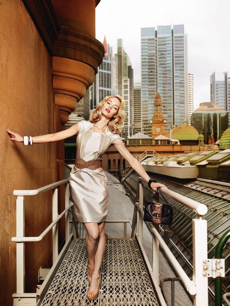 Amanda Newman | Stylist | Sydney Magazine...glamourous lifestyle