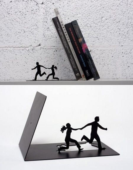 Funny bookend :)