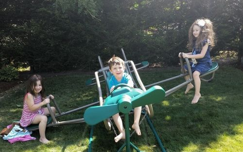 Amazon.com: Lifetime Ace Flyer Airplane Teeter Totter