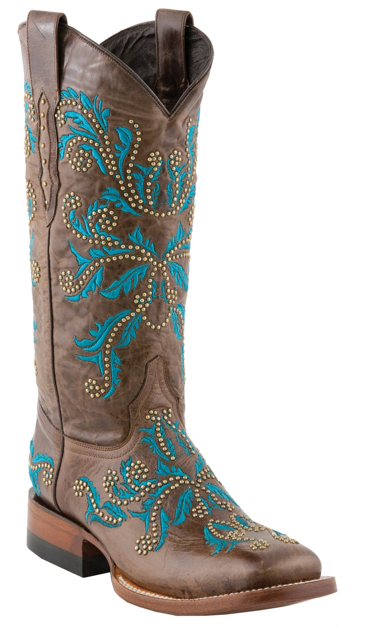 *NEW* Lucchese Since 1883 Pinecone Norwood Studded Angelina Ladies Horseman Cowgirl Boots M5805    Desperately want these boots!!