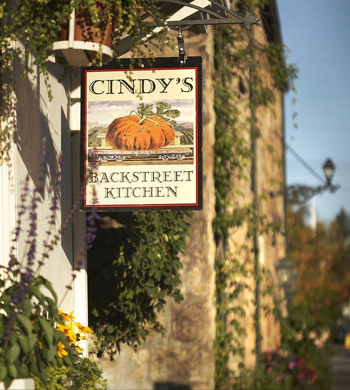 Cindy Backstreet Kitchen Helena Napa Valley
