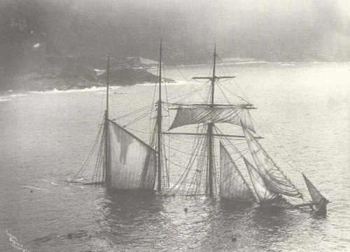 Image result for clipper sinking