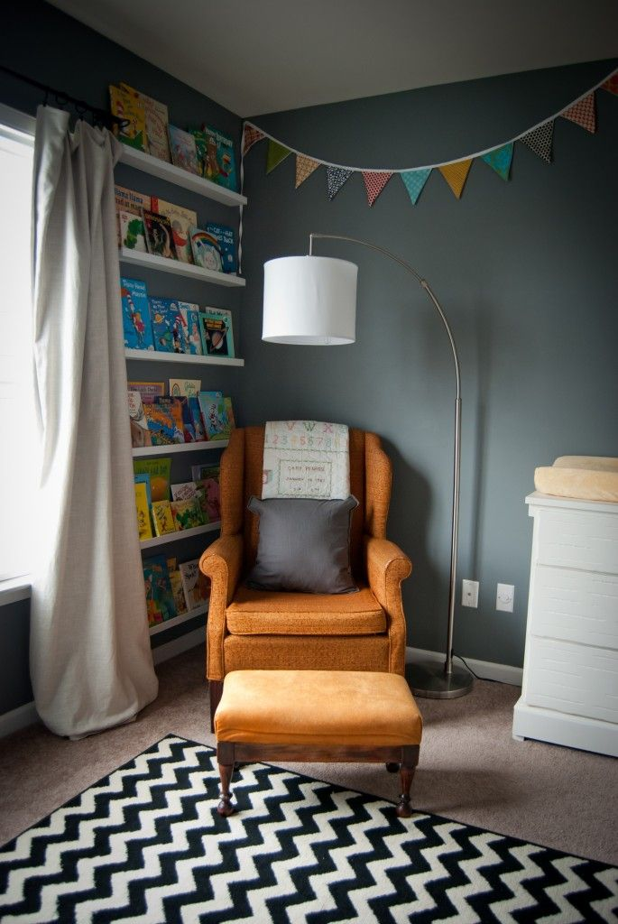 Cool chair #projectnursery #franklinandben #nursery