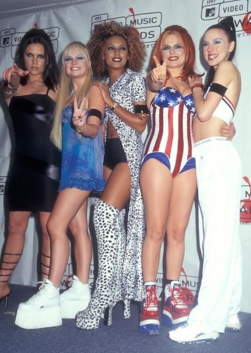 How the Spice Girls danced in these platform shoes without twisting their ankles. | 25 Things That '90s Kids Are Still Trying To Figure Out