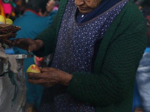 MERCADO DE SAN PEDRO. CUSCO, PERU