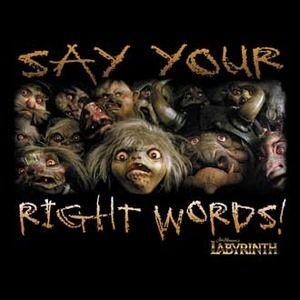 Labyrinth Goblins Black T Shirt. La mia recensione @ http://postmodemplan.wordpress.com/2013/02/18/labyrinth-dove-tutto-e-possibile-da-flop-a-stracult/