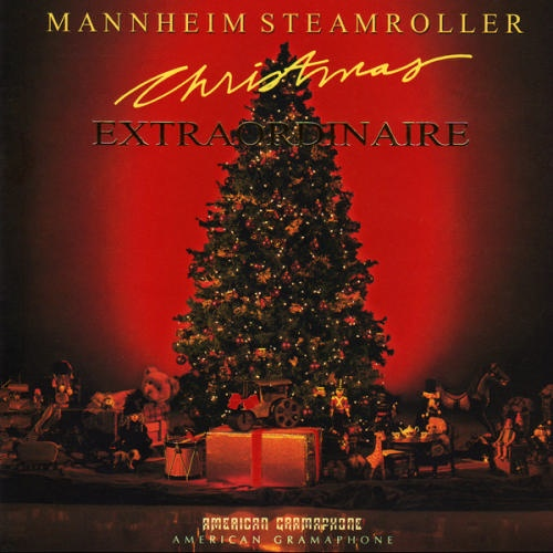 Christmas Music Mannheim Steamroller CHRISTMAS FUN